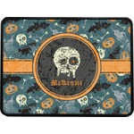 Vintage / Grunge Halloween Rectangular Trailer Hitch Cover (Personalized)