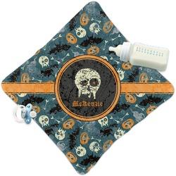 Vintage / Grunge Halloween Security Blanket (Personalized)