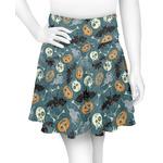 Vintage / Grunge Halloween Skater Skirt (Personalized)