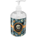 Vintage / Grunge Halloween Soap / Lotion Dispenser (Personalized)