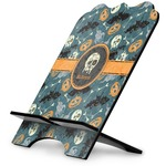Vintage / Grunge Halloween Stylized Tablet Stand (Personalized)