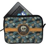 Vintage / Grunge Halloween Tablet Case / Sleeve (Personalized)
