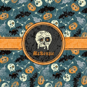 Vintage / Grunge Halloween