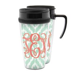 Monogram Acrylic Travel Mugs (Personalized)