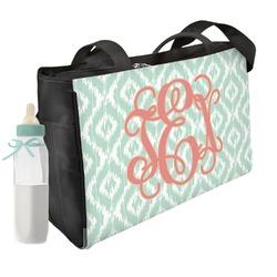 Monogram Diaper Bag (Personalized)