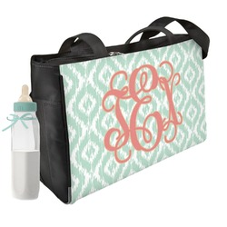 Monogram Diaper Bag