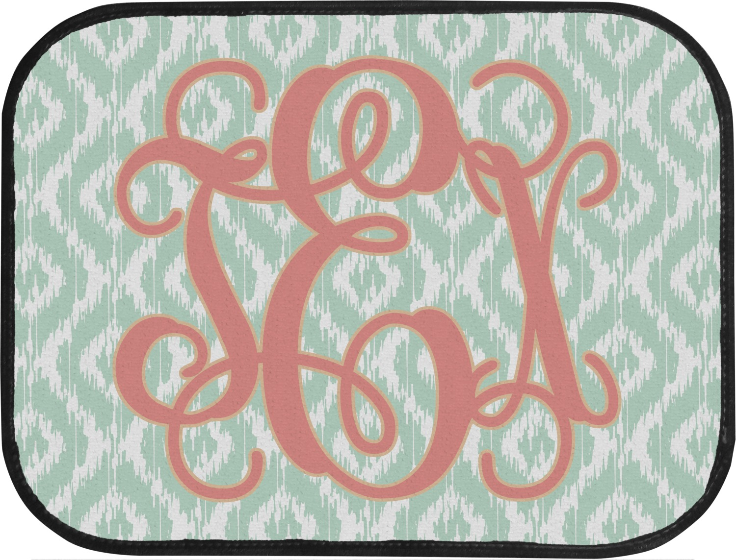Monogram Car Mats And Seat Covers