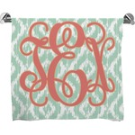 Monogram Bath Towel (Personalized)