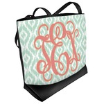 Monogram Beach Tote Bag (Personalized)
