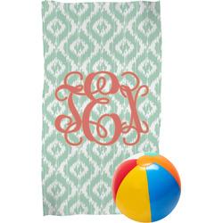 Monogram Beach Towel (Personalized)