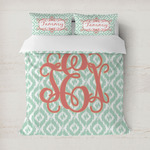 Monogram Duvet Covers (Personalized)