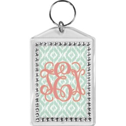 Monogram Bling Keychain (Personalized)