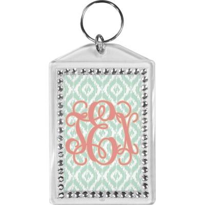 Monogram Bling Keychain (Personalized)