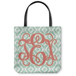 Monogram Canvas Tote Bag (Personalized)