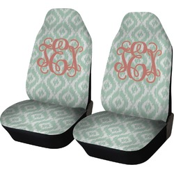 Monogram Car Seat Covers (Set of Two) (Personalized)