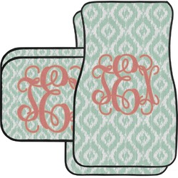Monogram Car Floor Mats (Personalized)