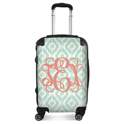 """Monogram Suitcase - 20"""" Carry On (Personalized)"""