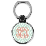 Monogram Cell Phone Ring Stand & Holder (Personalized)