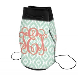 Monogram Neoprene Drawstring Backpack (Personalized)