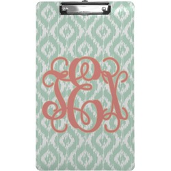 Monogram Clipboard (Legal Size) (Personalized)