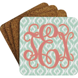Monogram Coaster Set (Personalized)