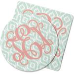 Monogram Rubber Backed Coaster (Personalized)