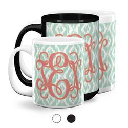 Monogram Coffee Mugs