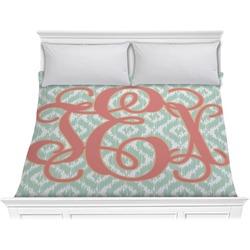Monogram Comforter - King (Personalized)
