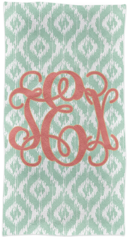 Monogram Crib Comforter Quilt Personalized
