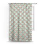 Monogram Curtain (Personalized)