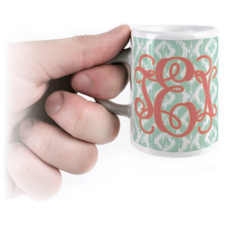 Monogram Espresso Mug - 3 oz (Personalized)