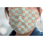Monogram Face Mask Cover (Personalized)