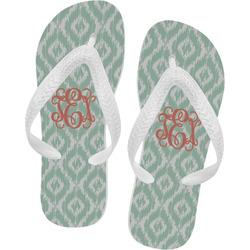 Monogram Flip Flops (Personalized)