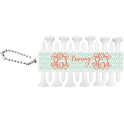 Monogram Golf Tees & Ball Markers Set (Personalized)