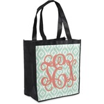 Monogram Grocery Bag (Personalized)