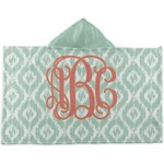 Monogram Kids Hooded Towel (Personalized)