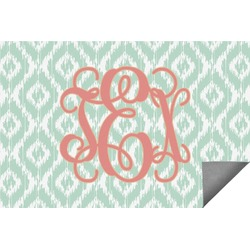Monogram Indoor / Outdoor Rug (Personalized)