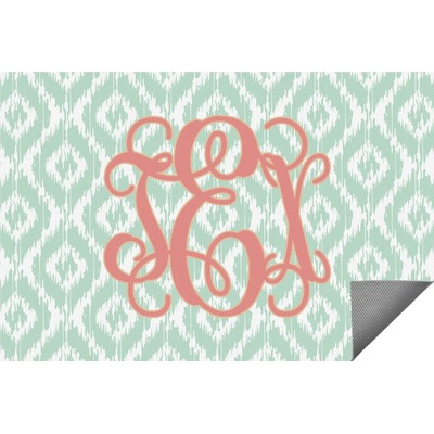 Monogram Indoor / Outdoor Rug - 3'x5' (Personalized)
