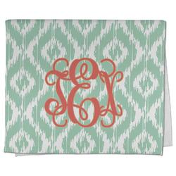 Monogram Kitchen Towel - Full Print (Personalized)