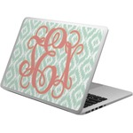 Monogram Laptop Skin - Custom Sized (Personalized)