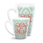 Monogram Latte Mug