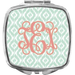 Monogram Compact Makeup Mirror (Personalized)