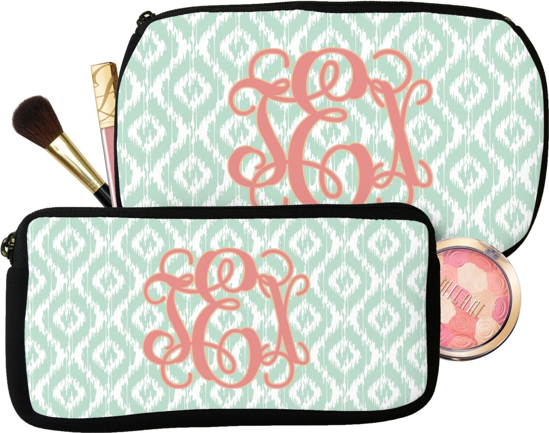 Monogram Makeup Cosmetic Bag