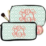 Monogram Makeup / Cosmetic Bag (Personalized)