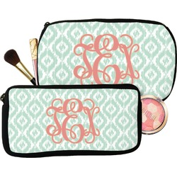 Monogram Makeup / Cosmetic Bag (Personalized)