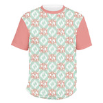 Monogram Men's Crew T-Shirt (Personalized)