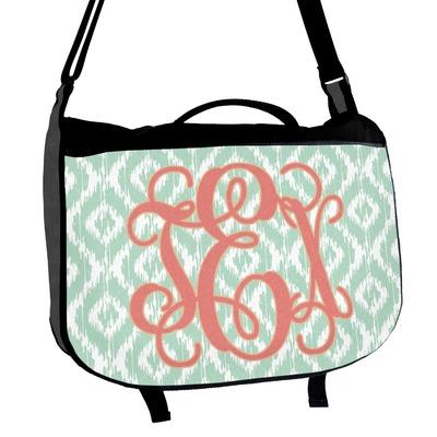 Monogram Messenger Bag (Personalized)