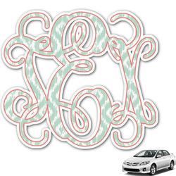 Monogram Monogram Car Decal