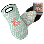 Monogram Neoprene Oven Mitt (Personalized)