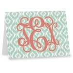 Monogram Note cards (Personalized)